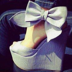 TBdress Wedges - I Love Shoes, Bags & Boys