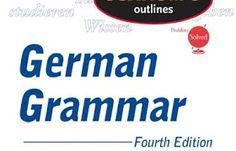 Schaum's Outline of German Grammar 4th edition