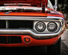 1972 Plymouth Road Runner - by Gordon Dean II