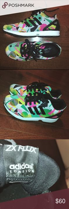 the latest ef5e4 8aedc ... cheapest adidas original zx flux sneakers ec53e b6c06