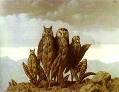 #rené magritte #painting #surrrealism