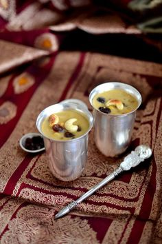 Moong Dal and Sabudana Payasam: A lip-smacking, authentic pudding from Mangalore made with split Mung Lentils and Sago pearls