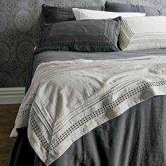 ACHICA | Bianca Lorenne Orba King Bedcover, Natural