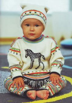 Dale of norway - Favorite baby designs (вязание спицами)