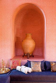Villa in Marrakech, architect Jean-Francois