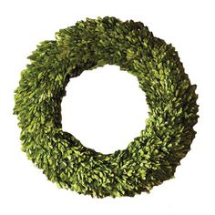 I pinned this Preserved Boxwood Wreath from the Miss Mustard Seed event at Joss and Main!