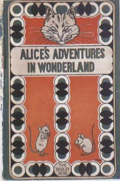 Alice's Adventures in Wonderland. Year: 1920. Country: UK. Illustrations: W.H. Walker. Additional Info: The Bodley Head 2nd edition.