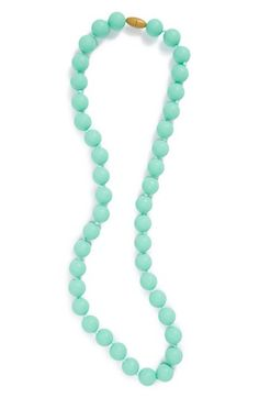 Chewbeads 'Jane' Teether Necklace available at #Nordstrom