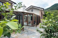 Private House O | Photo © Francesca Pagliai [Home exteriors - Esterni]