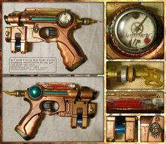 N-Strike ray-gun by 0rla on DeviantArt