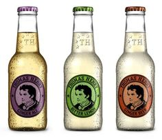 Thomas Henry Bitter Lemon, Ginger Beer, Beer Bottle, Cheers, Ale, Packing, Bag Packaging, Ale Beer, Ginger Ale