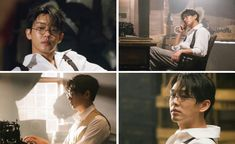 """6 Reasons You Should Watch """"Chicago Typewriter"""" Sg Wannabe, Age Of Youth, Best Kdrama, Sungkyunkwan Scandal, Yoo Ah In, Kdrama Memes, Film Watch, Acting Skills, Song One"""