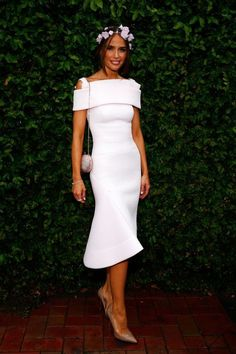 Oaks Day Jodi Anasta in Maticevski Dresses For The Races, Dresses Near Me, Next Dresses, Day Dresses, Dresses For Work, Midi Dresses, Fashion Dresses, Wedding Dresses, Race Day Outfits