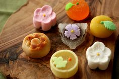 Wagashi - Japanese food art