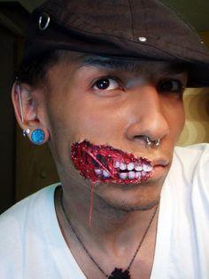 (Petrilude) Teeth exposed FX