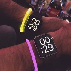 #Applewatch  #party
