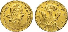 NumisBids: Numismatica Varesi s.a.s. Auction 65, Lot 513 : PALERMO - CARLO III, già VI (1720-1734) Oncia d'oro 1734 (?). ...