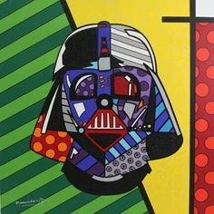 BRITTO   STAR WARS
