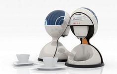 La cafetiére photovoltaïque. Un café bio écolo solaire. what else - Les énérgies solaires le Blog de Lilian