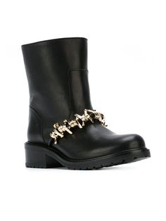 Dsquared2 Barbed Wire Boots - O' - Farfetch.com