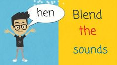 Phonics Blending Song CVC Words and More
