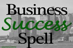 cast a spell for the prosperity and financial success of your ... by psychicsunshine