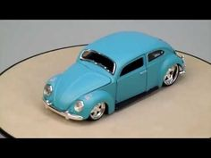 VW BEETLE custom Maisto 1/24