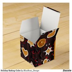 Holiday Baking Cube Favor Box Holiday Parties, Holiday Cards, Christmas Cards, Christmas Favors, Christmas Card Holders, Favor Boxes, Holiday Baking, Hand Sanitizer, Corporate Events