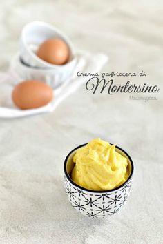 crema pasticcera Montersino