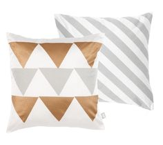 kussen pyramids and stripes   Roomblush   Designlemonade.com