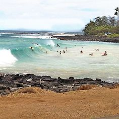 Brennecke's Beach - Poipu, Kauai (good for boogie boarding)