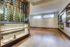 Contemporary Modern, Wine Rack Wall Feature, Glass, Custom, Stainless Steel
