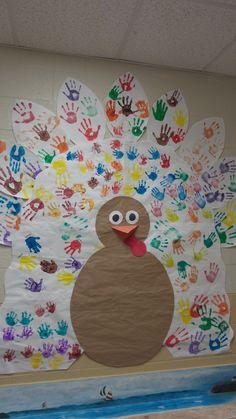 Turkeys, teepees and being thankful preschool