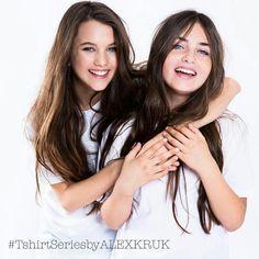 Chloe East & Lilly Kruk