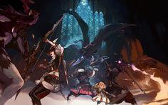 Final Fantasy XIV: A Realm Reborn Concept Art and Illustrations