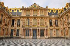 Cour de Marbre du Château de Versailles October 5, 2011 - Palace of Versailles - Wikipedia, the free encyclopedia