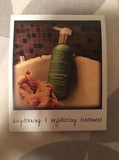 Tata Harper Brightening & Exfoliating Treatment Sample Pack Cleanser, Anti Aging, Soap, Popular, Products, Cleaning Agent, Popular Pins, Bar Soap, Soaps