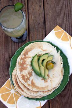 coconut-flour-tortillas :: gf/paleo