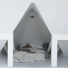 entry to the attic bedroom/bathroom? Definitely an option