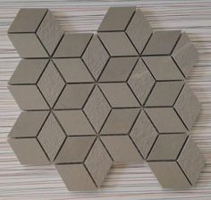Porcelain backsplash mosaic tiles