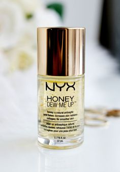 Honey Dew Me Up by NYX Primer/Serum Review