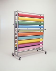 20 Roll Horizontal Rack