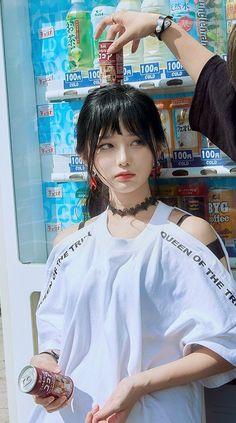 Beautiful Girl like Fashition Pretty Korean Girls, Cute Korean Girl, Cute Asian Girls, Cute Girls, Beautiful Japanese Girl, Beautiful Asian Girls, Japanese Beauty, Uzzlang Girl, Girl Face