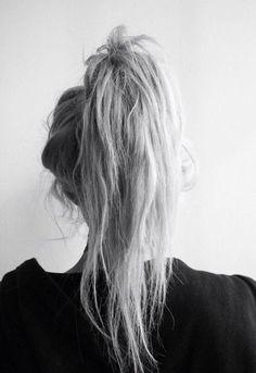 Hair Inspiration: The High Pony