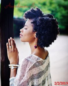 natural hair, bantu knots, beautiful