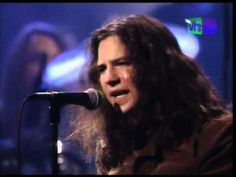 """""""Even Flow""""Pearl Jam   MTV Unplugged"""