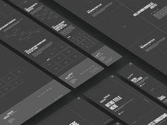 B g wireframes 02 large Database Design, Print Design, Graphic Design, Information Architecture, Web Ui Design, Wire Frame, Web Inspiration, Interactive Design, Digital Marketing