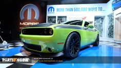 Dodge Challenger SEMA 2014