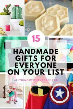 Inexpensive Handmade