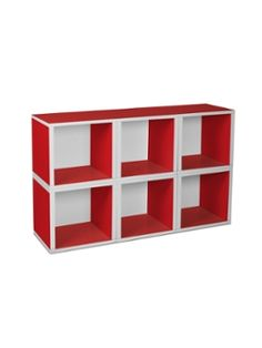 6 Modular Storage Cubes  from Kids' Storage Solutions: Up to 70% Off on Gilt